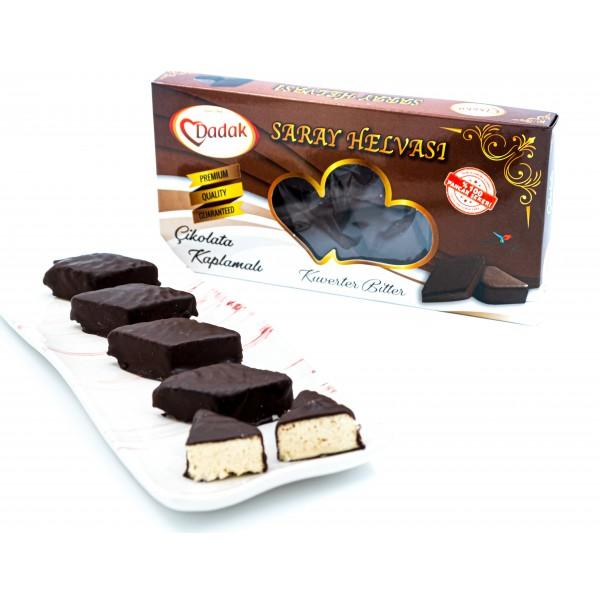 Çikolata Kaplamalı Saray Helvası